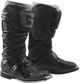 Gaerne ガエルネ SG-12 Enduro Black 2019モデル オフロードブーツ モトクロス バイク ツーリング ゴアテックス イタリア かっこいい 大きいサイズ あり アウトレット(ブラック)(AMACLUB)