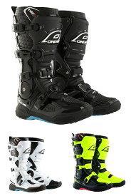 O´Neal オニール RDX boots 2018モデル モトクロス オフロード ブーツ 【黒】【黒黄】【白】【AMACLUB】 おすすめ かっこいい