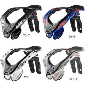 LEATT GPX 5.5 NECK BRACE 2020モデル ネックブレース ネックプロテクター ネックブレイス オフロード モトクロス バイク 首 頸部 保護 かっこいい