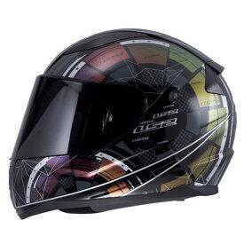 \実質50%クーポン発行中★12/5(土)限定/【3XLまで】LS2 エルエスツー FF535 RAPID TECH 2.0 HELMET フルフェイスヘルメット バイク ツーリングにも かっこいい 大きいサイズあり おすすめ (AMACLUB)