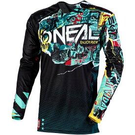 Oneal オニール Mayhem Savage Jersey, Pant Combo モトクロス オフロードウェア ジャージ&パンツ 上下セット ライダー バイク ツーリングにも かっこいい おすすめ (AMACLUB)