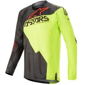 Alpinestars アルパインスター Techstar Factory Jersey, Pant Combo モトクロス オフロードウェア ジャージ&パンツ 上下セット ライダー バイク ツーリングにも かっこいい おすすめ (AMACLUB)