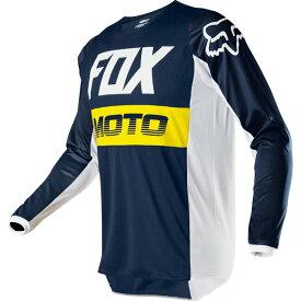 【子供用】Fox Racing フォックス 180 Fyce Jersey, Prix Navy Pant Gear Combo (Youth) モトクロス オフロード ウェア バイク 上下セット ライダー バイク かっこいい おすすめ (AMACLUB)