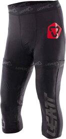 Leatt リアット Knee Brace Pants ショートパンツ ニーブレース プロテクターショーツ オフロード モトクロス ライダー バイク ツーリングにも かっこいい おすすめ (AMACLUB)