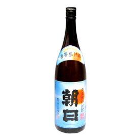 【焼酎】【黒糖酒】【贈答用】黒糖焼酎 朝日 25度 瓶 1800ml