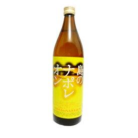 【焼酎】【黒糖酒】黒糖焼酎 島のナポレオン 25度 瓶 900ml