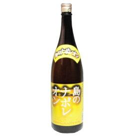 【焼酎】【黒糖酒】黒糖焼酎 島のナポレオン 25度 瓶 1800ml