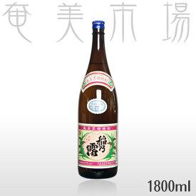 稲乃露 30度 1800mlいねのつゆ 奄美 黒糖焼酎 沖永良部酒造 はなとり 一升瓶