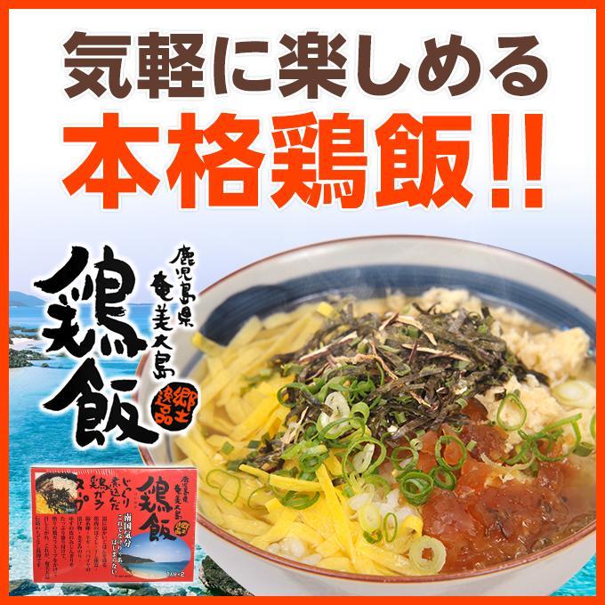 奄美大島 鶏飯 けいはん 鶏飯の素 2人前 ヤマア スープごはん 雑炊 レトルト食品