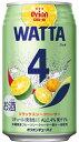 オリオンビール 酎ハイ WATTA (ワッタ) リラックスシークヮーサー  4%  350ml×24本 1ケース