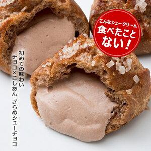ギフト ざらめシューチョコ10個入 お取り寄せスイーツ テレビで紹介 ギフト 洋菓子