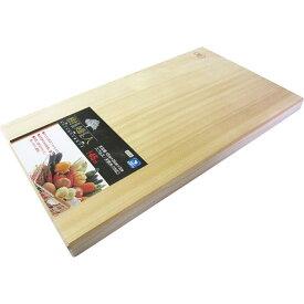 木製 まな板 市原木工所 樹婦人 幅広サイズ 45×26×3cm 日本製 木 厚い おしゃれ かわいい 両面 清潔 焼印 大きい ナチュラル ウッド 高級 プロ 料理人 業務用 北米の檜 ヒノキ カッティングボード 男子ごはん