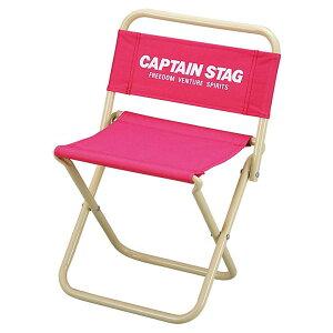 レジャー チェア いす 椅子 折りたたみ チェアリング かわいい おしゃれ キャプテンスタッグ(CAPTAIN STAG) キャンプ用品 椅子 パレット コンパクト ミニサイズ キャンプ アウトドア レジャー 防