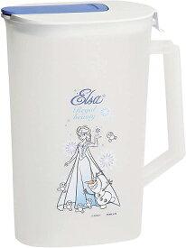 パール金属 麦茶ポット エルサ WD-9106 お茶 ピッチャー ブルー 冷水ポット 2.0L 麦茶 ポット 買いまわり