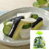マルハチ浅漬紀行胡瓜茄子かぶミックス(冷蔵商品につきクール料金別途210円加算されます)
