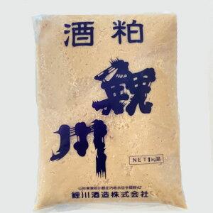 鯉川 酒粕 1kg