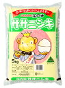お米はぼくらのエネルギー 山形の庄内米 【平成28年産】ササニシキ 5kg