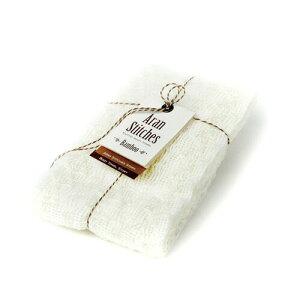 【Aran Stitches】【ボディタオル】【バンブー】ボディタオル 竹繊維 タオル ギフト 引越 挨拶 内祝 内祝い おしゃれ オーガニック かわいい 可愛い ガーゼ 子供 こども 優しい とうもろこし ふ