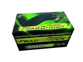 FragFX FragChuckゲーミングマウス PCコントローラー PC(XP、Vista、Win7、Win8、Win10)およびMACに対応