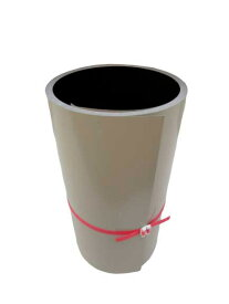 塗装ガルバリウム鋼板カットコイル GLカラー ヨドガルバリウムカラー萌 KS99H 黒 ブラック 厚み0.4 約455mm幅 スリッター 20m巻