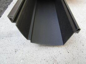 ジェイスケア PJ70 軒樋 のきとい ブラック 黒 MQJ6130 L=3600mm パナソニック 雨樋