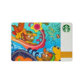 スターバックス カード 沖縄 新ロゴVER
