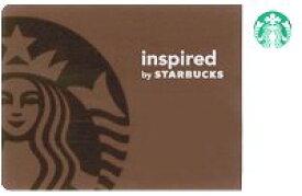 スターバックス 限定 スターバックスカード ロゴ INSPIRED
