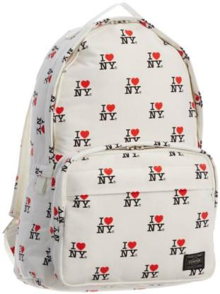 ポーター × ビームス I LOVE NY ロゴ リュック