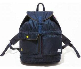 Porter x Gundam federal military rucksack
