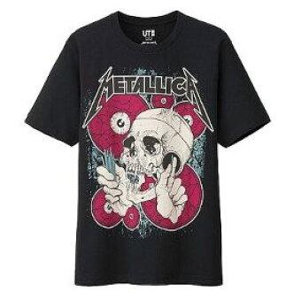 UT 优衣库 Metallica T 恤 L