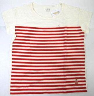 UT 优衣库丽莎拉尔森边境 T 衬衫 S(WOMEN)