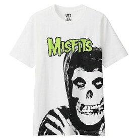 UT ユニクロ MISFITS Tシャツ L