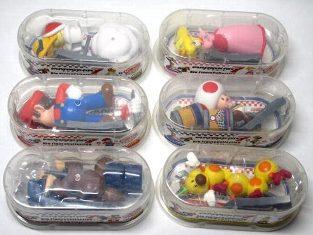 マリオカート Bigフィギュアコレクション 6種セット