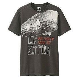 UT ユニクロ レッドツエッペリン 飛行船 Tシャツ L