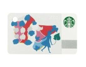 スターバックス カード ミニ KIGI ウォーキングガール