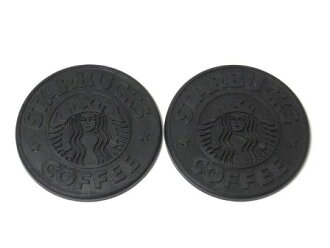 Starbucks tyres GOME coaster set