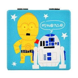 ディズニーストア限定 スターウォーズ ミラー R2-D2 C-3PO