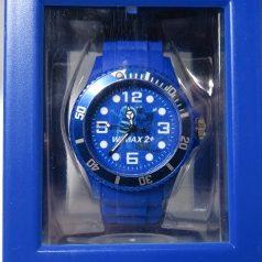 ガチャピン Wimax 青 時計