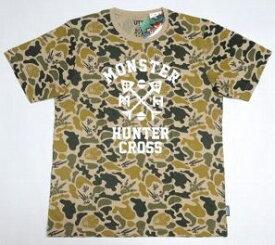 UT ユニクロ モンスターハンター Tシャツ L ベージュ