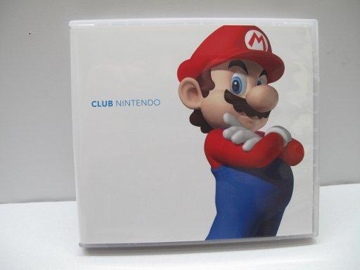 マリオ DS カードケース 中古美品