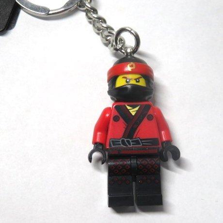 LEGO キーホルダー ニンジャゴー Kai