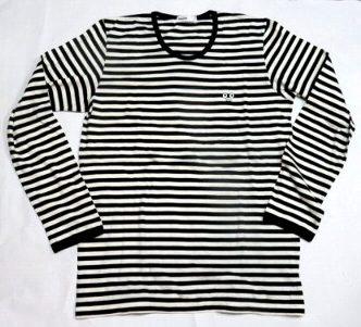 ZAK Ne-net ヨコシマさん ボーダーロンTシャツ サイズ5