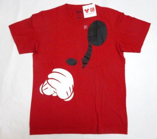 UT ユニクロ ディズニー 旧正月コレクション Tシャツ L