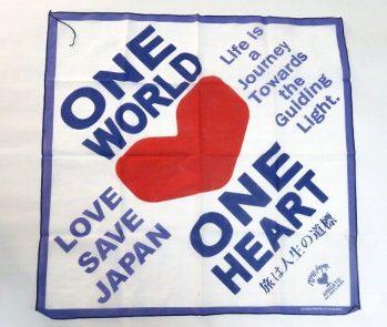 ZAK ハリウッドランチマーケット バンダナ one heart