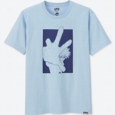 UT ユニクロ ハンターハンター キルア Tシャツ L