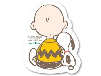 スヌーピー マウスパッド チャーリー