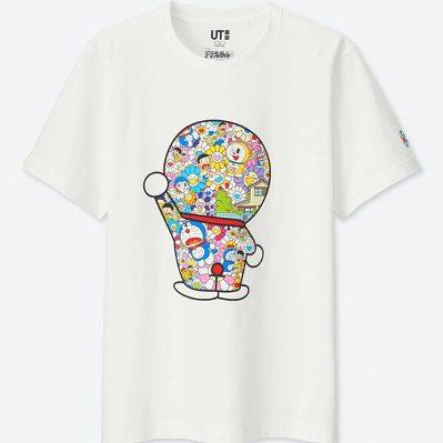 UT ユニクロ ドラえもん 村上隆 Tシャツ L 全身