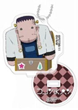 ハンターハンター ヒソカの玩具箱 アクリルキーホルダー フランクリン