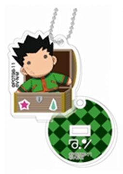 ハンターハンター ヒソカの玩具箱 アクリルキーホルダー ゴン