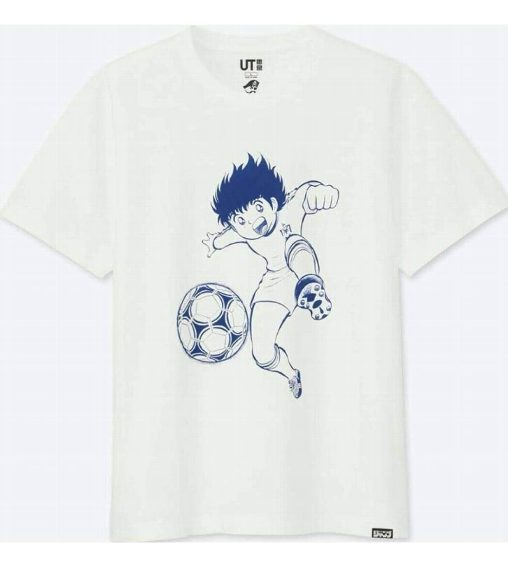 UT ユニクロ キャプテン翼 Tシャツ XL ジャンプ50周年